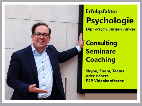 Erfolgsfaktor Psychologie Dipl.-Psych. Jürgen Junker
